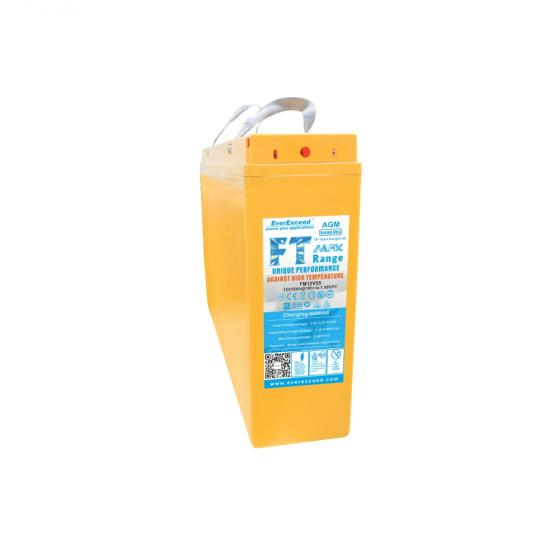48V Telecom high temperature long service battery