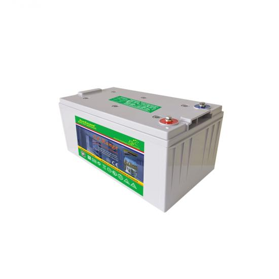 12V Lead Carbon deep cycle  solar battery