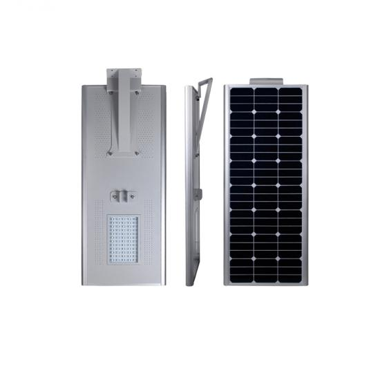 All in one solar street LED light