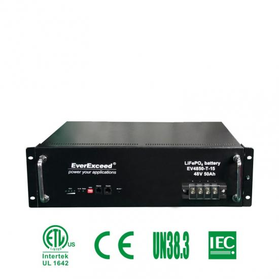 industrial lithium ion battery