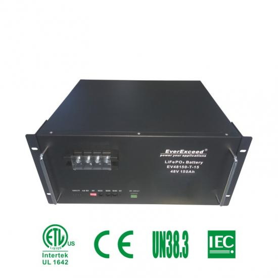 lithium ion batteries for telecom towers