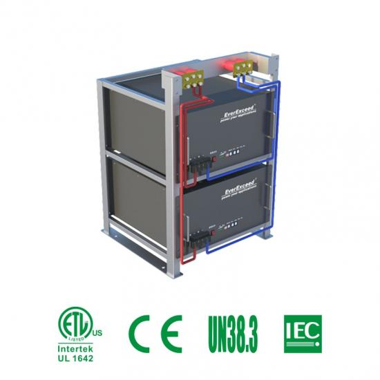 Lithium iron phosphate Rack solution