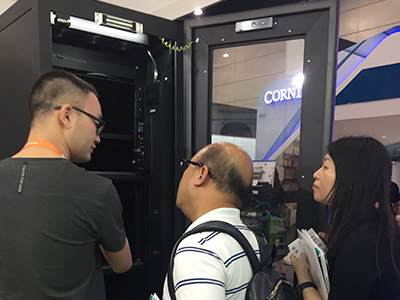Successful participation at Hong Kong Data Center Expo- 2019
