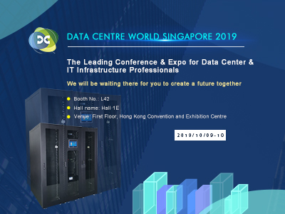 Welcome to visit EverExceed at Data Centre World Singapore-2019