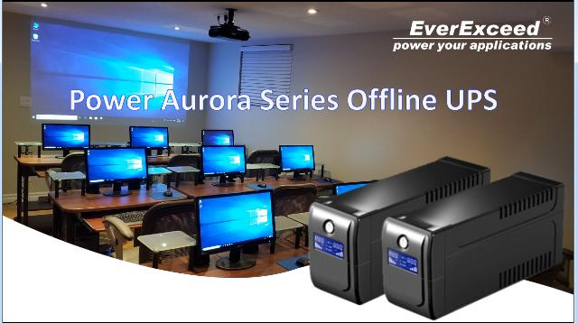 EverExceed PowerAurora Series Offline UPS
