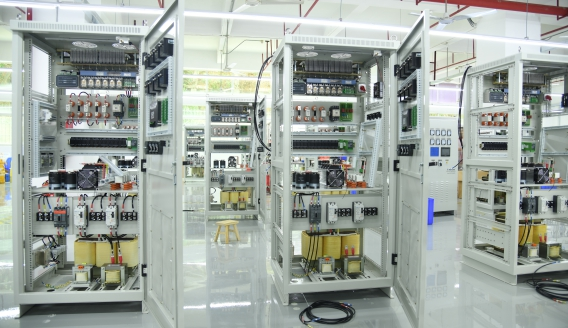 EverExceed successfully completed Industrial battery charger production