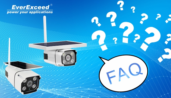 Common question you may ask about solar camera